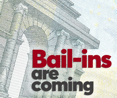 Bail-ins are coming global currency