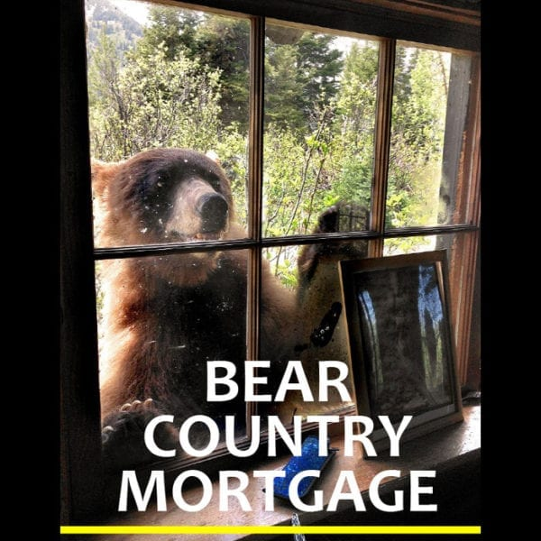 Financial Newsletter Bear Country Mortgage