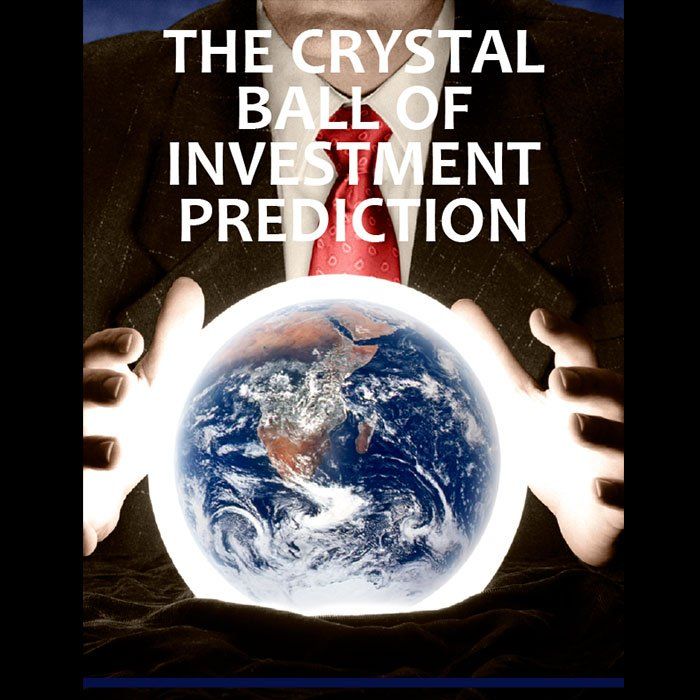 Cover of the issue Crystal Ball of Investment Prediction