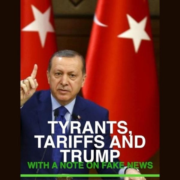 Tyrants Tariffs and Trump